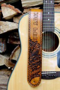 Eagle Guitar Strap