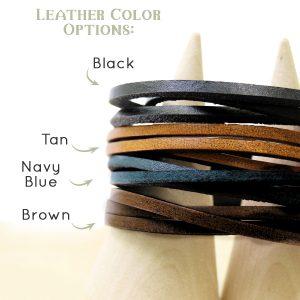 Wrap Bracelet Color Options