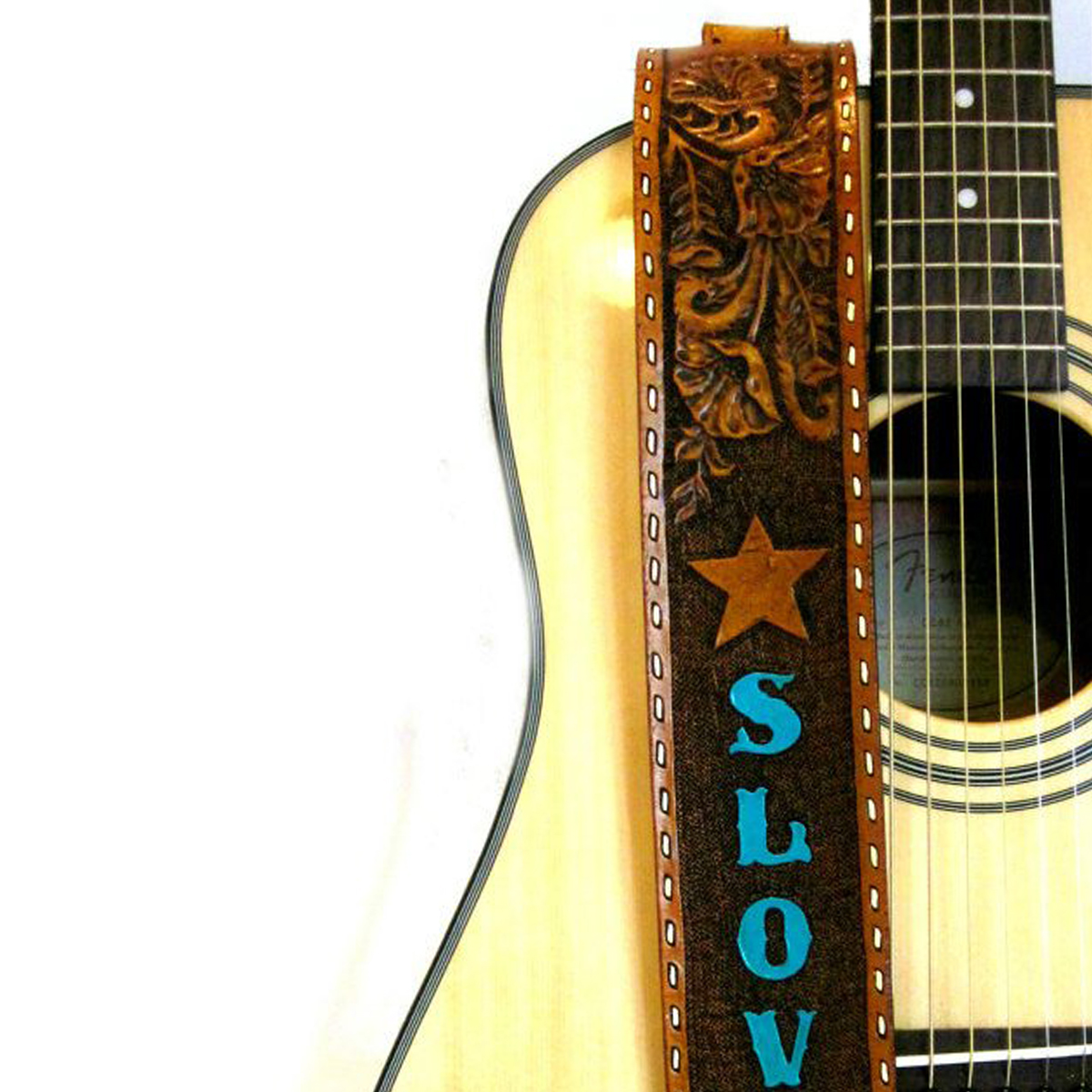 western-leather-guitar-strap-name-intials-the-leather-smithy_1
