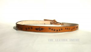 Personalized Hat Band