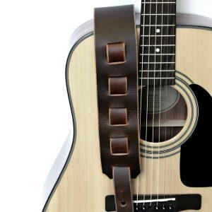 Brown Guitar Strap