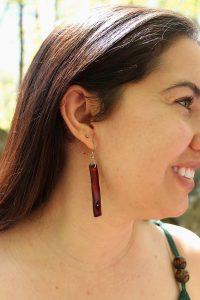Southwestern Bar Earrings