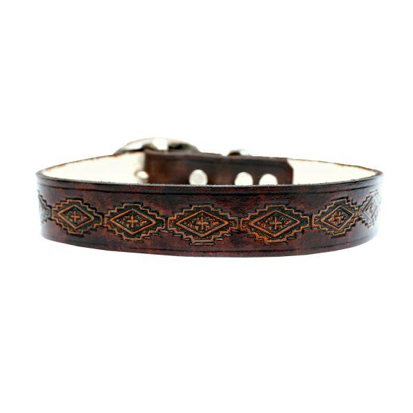 Western Dog Collar